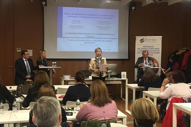 III seminario sobre la gestión patrimonial en la Administración Pública